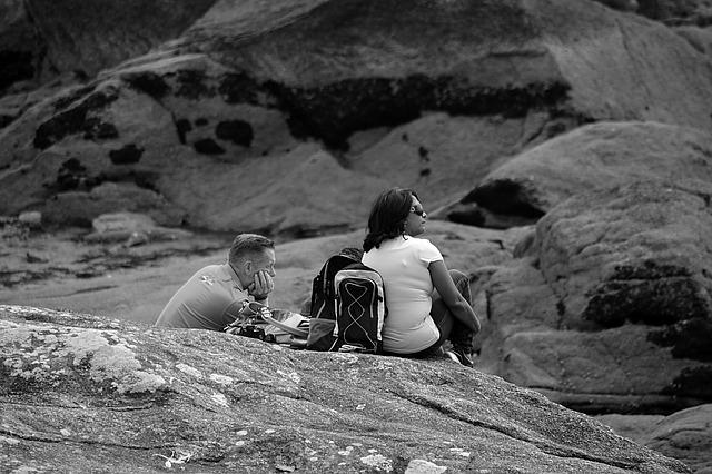 odpočinek v horách