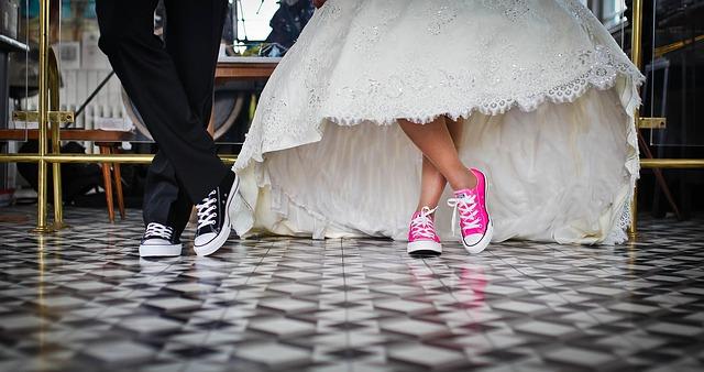 začátek manželství
