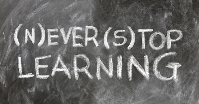 nekonečné učení