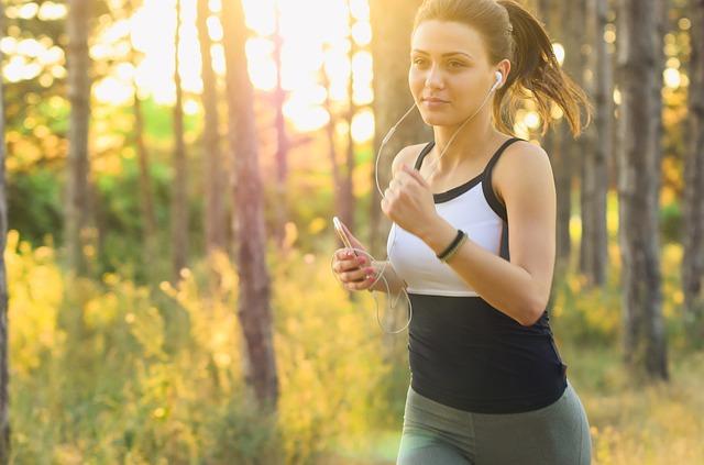 Přehrávač MP3 ocení i sportovci