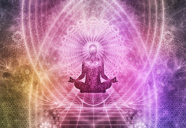 duchovní meditace