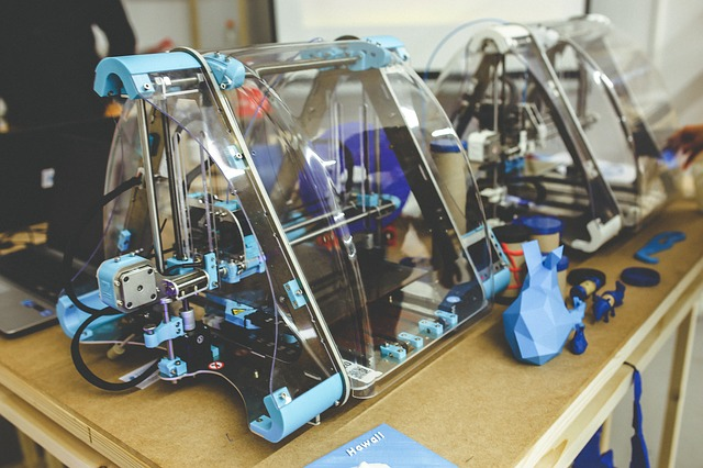3D tiskárny a jejich využití